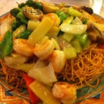 Mixed Vegetable Noodle