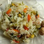Mix Vegetable Palao